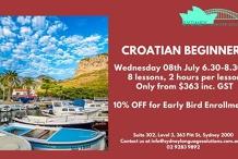 Croatian Beginner 1