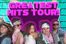 POSTPONED - Never Ending 80s - Greatest Hits Tour
