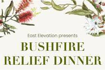 BUSHFIRE RELIEF DINNER