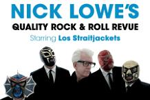 Nick Lowe's Quality Rock & Roll Revue
