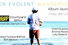 Ben Evolent Album Launch