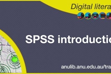 SPSS Introduction workshop