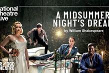 National Theatre Live - A Midsummer Night's Dream