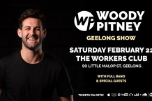 Woody Pitney   Workers Geelong
