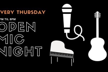 Open Mic Night Brothers Kingy