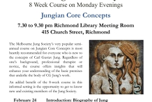 Meetup - Jungian Core Concepts