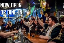 Dine in @ The Copper Dragon Tavern!