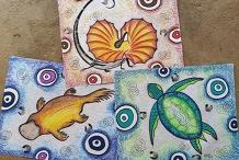 Indigenous artist-in-residence—Arthur Conlon