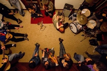 Catch Music at the Fremantle Navy Club - Session Launch