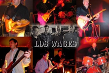Friday Night Music by Los Wages