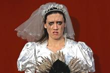 Nadia Collins: The Bride