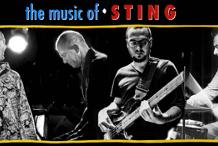 THE MUSIC OF STING - TRIBUTE NIGHT