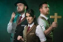 Innes Lloyd - Mina Harker: Monster Doctor