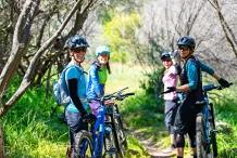 Base Mountain Bike Skills for Women