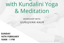 Managing the challenges in life with Kundalini Yoga & Meditation