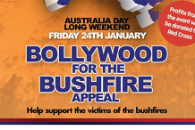 Bollywood For The Bushfire Appeal