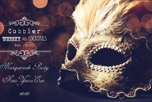 Cobbler New Years Eve Masquerade Party 2020