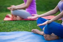 Simply Summer: Yoga