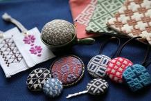 Japanese Embroidery Kogin Class: Basics