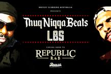 ThuqqNiqqahBeatz x LBS   Republic RnB, Cairns   28th Feb