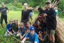 Wild 1 & Wild 2 School Holiday Survival Skills and Nature Connection Workshops
