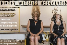 Country Witches Association - Bealtaine Shows- Murwillambah