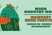 High Country Hops - Harvest Beer Festival 2020 - CANCELLED