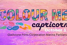 Colour Me Capricorn Gladstone