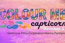 Colour Me Capricorn Gladstone