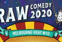 RAW Comedy | Melbourne Heat #10