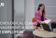 Psychological Claims Management: A guide for Employers - Parramatta