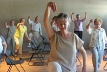 Gentle Exercise for over 65's
