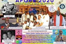 AFOPE 2020 (Australia Festival of Praise and Evangelism)