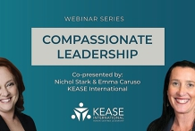 Compassionate Leadership - KEASE International Webinar Series