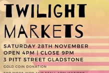 Twilight Markets @ ARTmatters