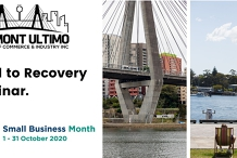 Road to Recovery Webinar: As part of Small Business Month.