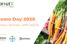 SproutX Demo Day + Agtech Trends for 2021