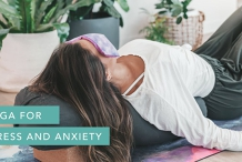 Yoga for Stress and Anxiety Workshop Townsville
