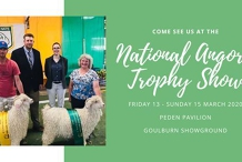 National Angora Trophy Show (NATS) 2020