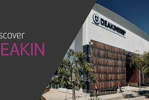 Deakin's Property and Real Estate-  Online Course Information Session