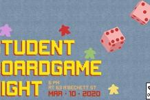 Meetup - Student Boardgame Night