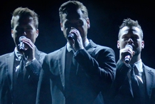 Shades of Bublé - The Three Man Michael Bublé Tribute