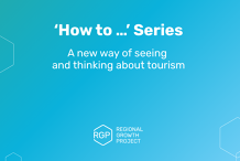 Tourism and the new visitor economy - Webinar series
