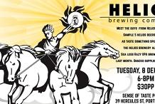 The Brew Club - Helios Brewing Company