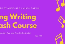 Songwriting Crash Course (ages 12-18)