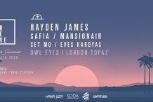 For The Love - Melbourne 2020 Ft. Hayden James