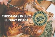 Christmas in July Sunday Roast