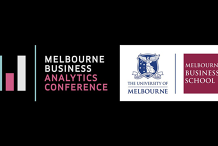 Melbourne Business Analytics Conference 2020