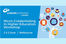 Micro-Credentialing in Higher Education Workshop Melbourne