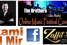 Online Multicultural Music Festival Concert